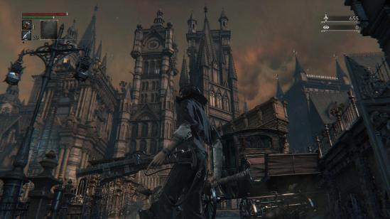 Bloodborne-Central-Yharnam