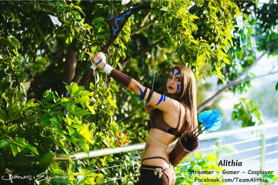 @TeamAlithia woad ashe photo james edwards freelance